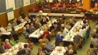 Blumenschmuck-Abschlussfeier